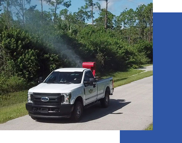 The District's Buffalo Turbine for Controlling Mosquito Larvae | Collier Mosquito Control District