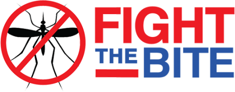 Fight the Bite Logo | Collier Mosquito Control District