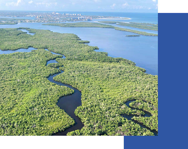 Drone Footage of Marco Island   CMCD: Mosquito Surveillance & Treatment for Collier County